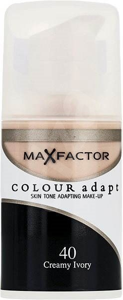 MAX FACTOR Color Adapt Lasting Makeup 40 Creamy Ivory 34 ml - Make-up