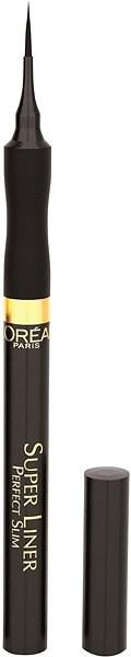 ĽORÉAL PARIS Super Liner Perfect Slim Intense Black - Oční linky