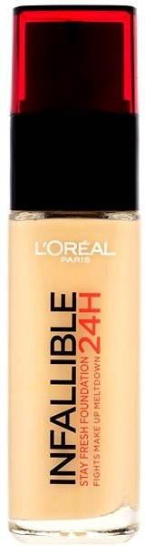 ĽORÉAL PARIS Infallible 24H Stay Fresh Foundation 30 ml 220 Sand - Make-up