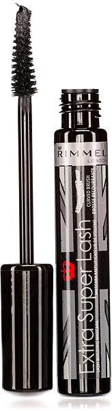 RIMMEL LONDON Extra Super Lash Curved Black 8 ml - Řasenka