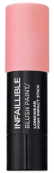 ĽORÉAL PARIS Infallible Blush Paint 300 Pinkabilly 7 g - Tvářenka