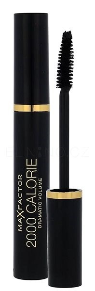 MAX FACTOR 2000 Calorie Dramatic Volume Mascara 01 Black 9 ml - Řasenka