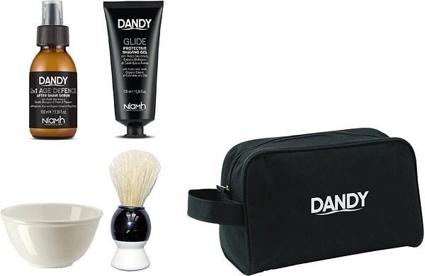 DANDY Gift Bag - Pánská kosmetická sada