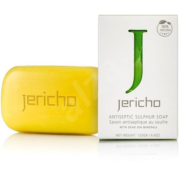 JERICHO Sírové mýdlo 125 g - Tuhé mýdlo
