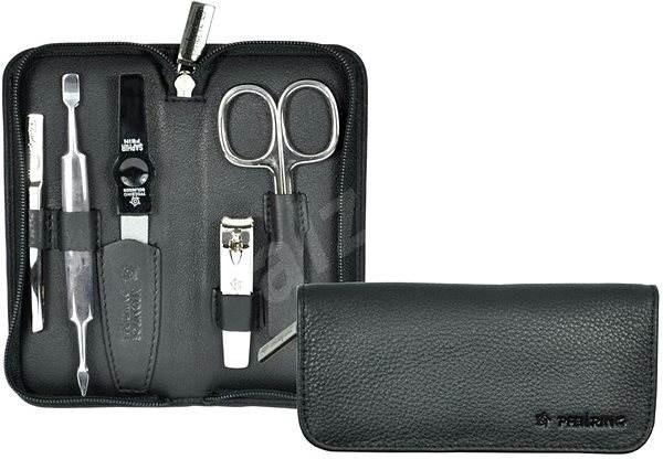 PFEILRING SOLINGEN Luxusní manikúrová sada 9353 Černá Made in Solingen - Manikúra