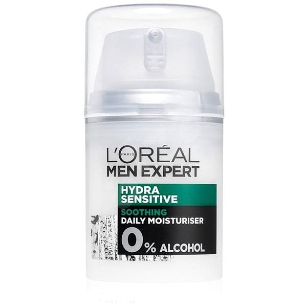 ĽORÉAL PARIS Men Expert Hydra Sensitive Protecting Moisturiser 50 ml - Pánský pleťový krém