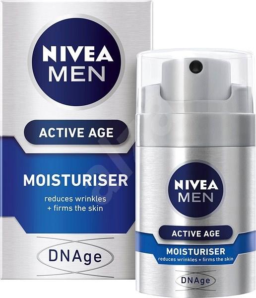NIVEA Men Active Age DNAge Moisturiser 50 ml - Pánský pleťový krém