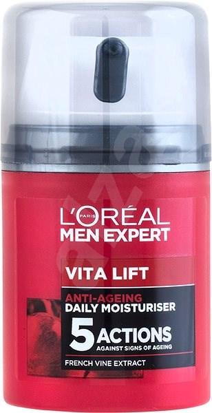 ĽORÉAL PARIS Men Expert Vita Lift 5 Daily Moisturiser 50ml - Pánský pleťový krém