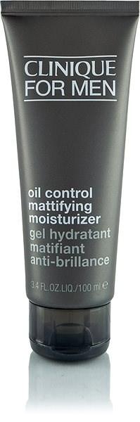 CLINIQUE For Men Oil Control Mattifying Moisturizer 100 ml - Pánský pleťový krém