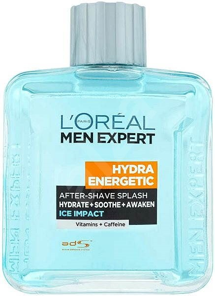 ĽORÉAL PARIS Men Expert Hydra Energetic Ice Impact 100 ml - Voda po holení