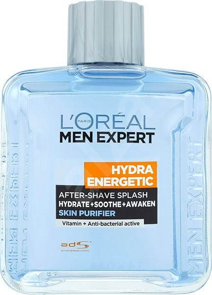 ĽORÉAL PARIS Men Expert Hydra Energetic Skin Purifier 100 ml - Voda po holení