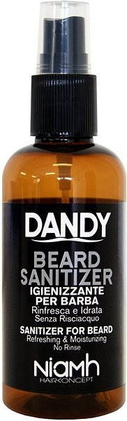 DANDY Beard Sanitizer 100 ml - Sprej na vousy