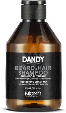 DANDY Beard & Hair Shampoo 300 ml - Šampon na vousy