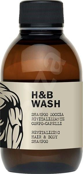 DEAR BEARD H & B Wash 250 ml - Šampon pro muže