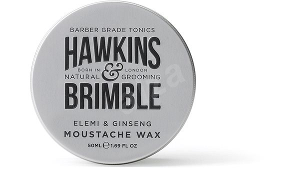 HAWKINS & BRIMBLE Vosk na vousy 50 ml - Vosk na vousy
