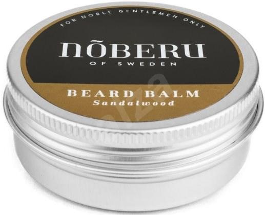 NOBERU Sandalwood Beard Balm 60 ml - Balzám na vousy
