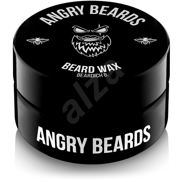 ANGRY BEARDS Beard Wax 30 ml - Vosk na vousy