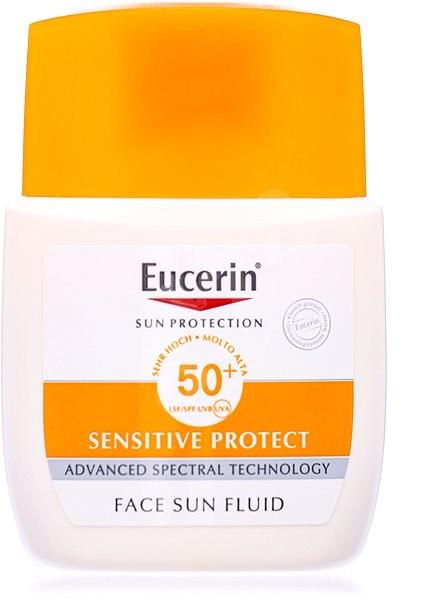EUCERIN Sun Mattifying Fluid SPF50+ 50 ml - Opalovací krém