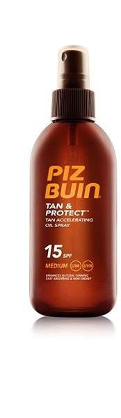 PIZ BUIN Tan & Protect Tan Accelerating Oil Spray SPF15 150 ml - Opalovací sprej