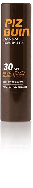 PIZ BUIN In Sun Lipstick SPF 30 4,9 g - Balzám na rty