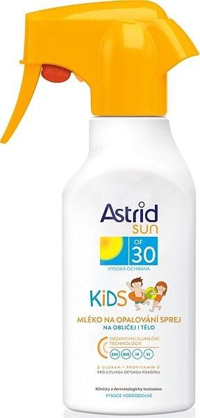 ASTRID SUN Kids Spray Sunscreen SPF 30 200ml - Sun cream