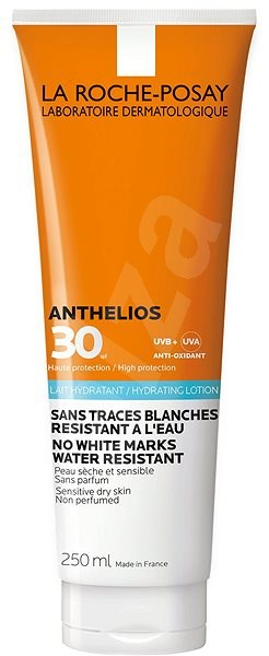 LA ROCHE-POSAY Anthelios SPF30 Comfort Lotion 250 ml - Opalovací mléko