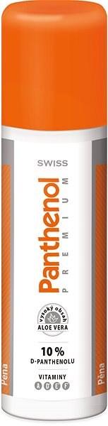 PANTHENOL 10% Swiss Premium pěna 125 + 25 ml zdarma - Tělová pěna