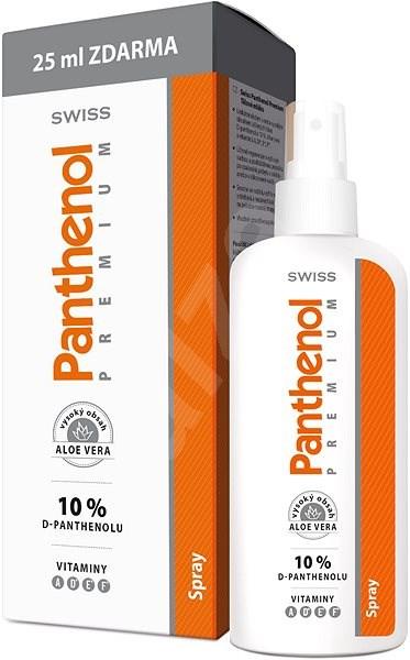 PANTHENOL 10% Swiss Premium spray 150 + 25 ml zdarma - Tělový sprej