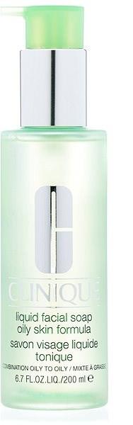 CLINIQUE Liquid Facial Soap Mild 200 ml - Čisticí mýdlo