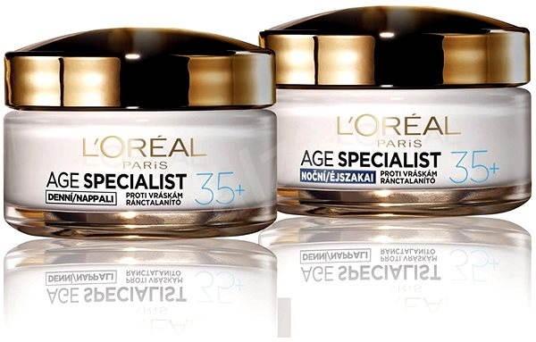 ĽORÉAL PARIS Age Specialist 35+ Day + Night - Sada výrobků s péčí o pleť