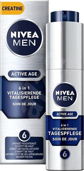 NIVEA MEN Active Age Day Moisturiser 50 ml - Pánský pleťový krém