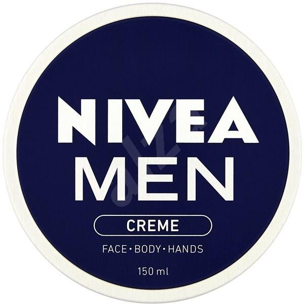 NIVEA MEN Creme 150 ml - Pánský pleťový krém