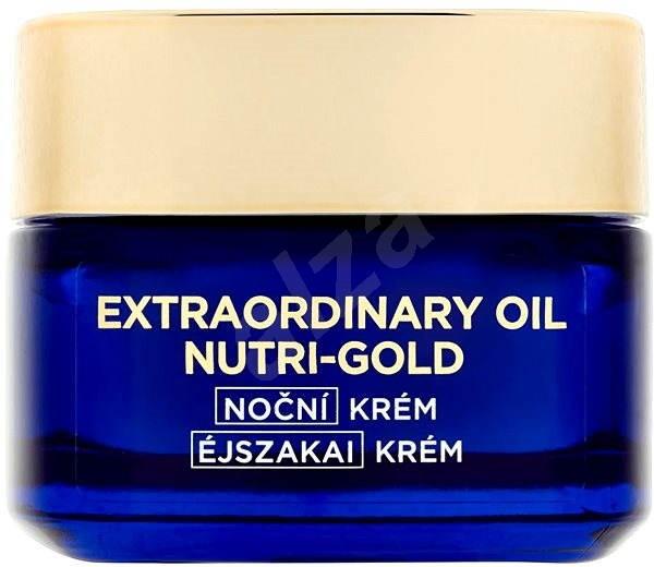 ĽORÉAL PARIS Nutri-Gold Extraordinary Oil Night Cream 50 ml - Pleťový krém