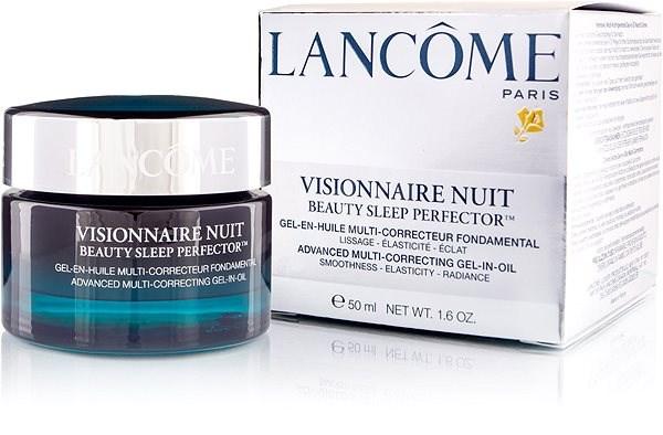 LANCÔME Visionnaire Nuit Beauty Sleep Perfector Advanced Multi-Correcting Gel-in-Oil 50 ml - Pleťový krém