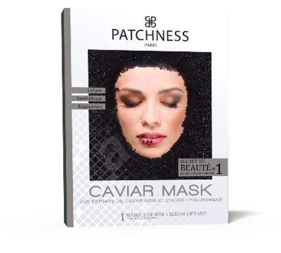 PATCHNESS Paris Caviar Mask - Pleťová maska