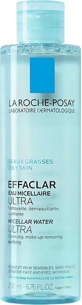 LA ROCHE-POSAY Effaclar Purifying Micellar Water 200ml - Micelární voda