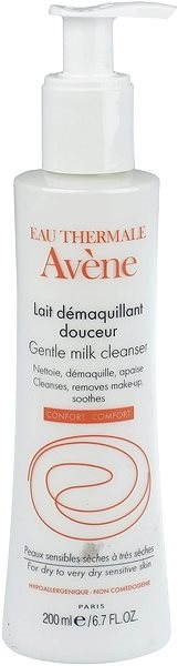 AVENE Gentle Milk Cleanser 200 ml - Odličovač na oči