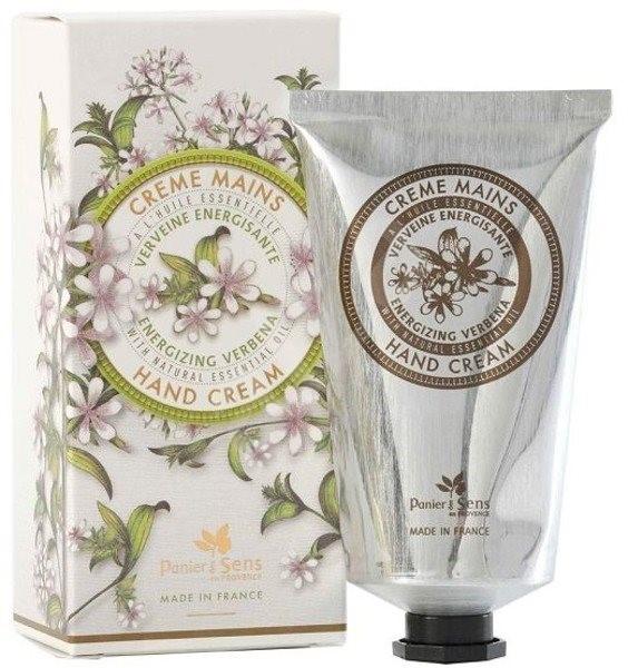 PANIER DES SENS Energizing Verbena Hand Cream 75 ml - Krém na ruce