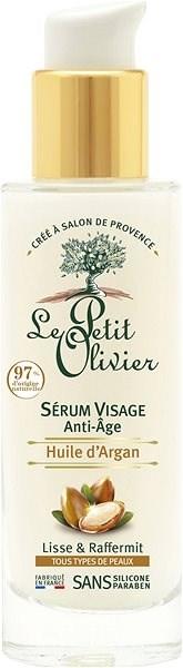 LE PETIT OLIVIER Anti-Age pleťové sérum proti vráskám 30 ml - Pleťové sérum