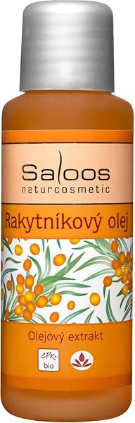 SALOOS Rakytníkový extrakt bio 50 ml - Pleťový olej
