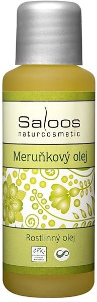 SALOOS Apricot Cold Pressed Oil 50ml - Face Oil