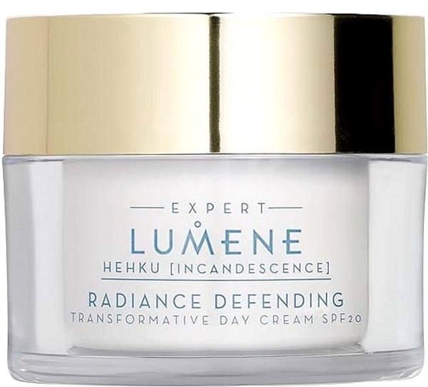 LUMENE Hehku Radiance Defending Transformative Day Cream SPF20 50 ml - Pleťový krém