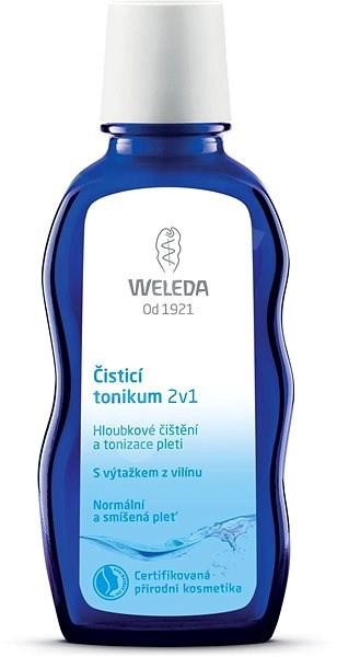 WELEDA Čisticí tonikum 2v1 100 ml - Pleťové tonikum