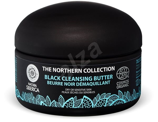 NATURA SIBERICA Northern Black Cleansing Butter 120 ml - Odličovač