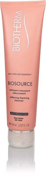 BIOTHERM Biosource Softening Cleansing Foam Normal Skin 150 ml - Čisticí pěna