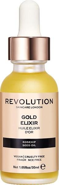 REVOLUTION SKINCARE Rosehip Seed Oil - Gold Elixir 30 ml - Pleťový olej