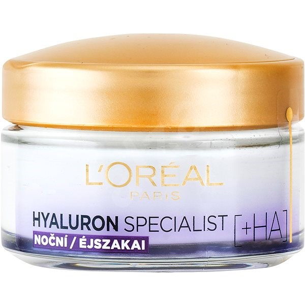 ĽORÉAL PARIS Hyaluron Specialist Night Cream 50 ml - Pleťový krém