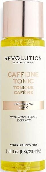 REVOLUTION SKINCARE Caffeine 200 ml - Pleťové tonikum
