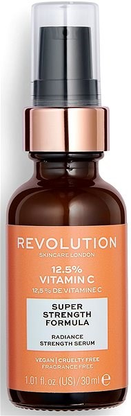 REVOLUTION SKINCARE 12.5% Vitamin C 30 ml - Pleťové sérum