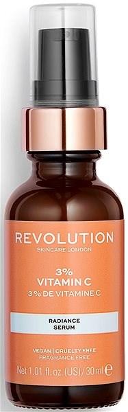 REVOLUTION SKINCARE 3% Vitamin C 30ml - Facial Serum